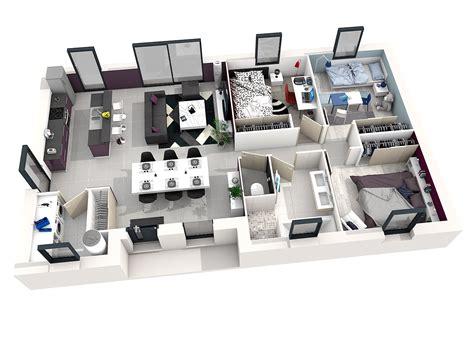 un plan maison 3d gratuit en ligne l impression 3d