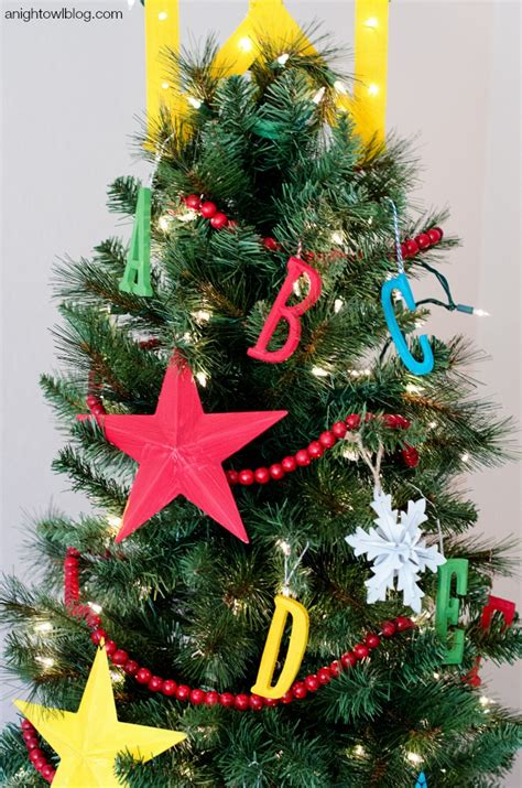 40 Unique Christmas Tree Decorations  2017 Ideas For