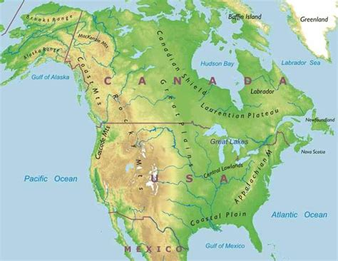 american mountain ranges search school america maps and search