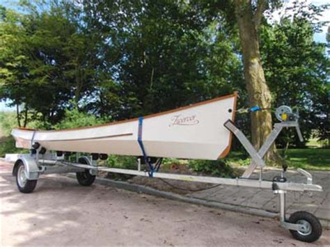 Uitvinding Roeiboot boten van macboat