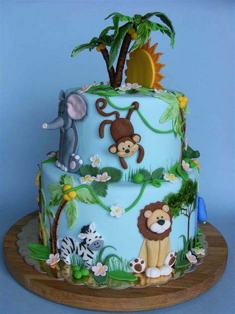 jungle theme cake 25 best ideas about jungle cake on jungle