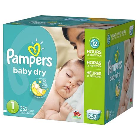 pers baby diapers size 1 economy pack plus