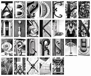 Alphabet Photography | Alphabetpix: Name & Word Art!