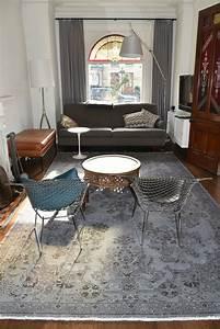 Wohnzimmer Gestalten Grau : vintage teppich ideen mit sch nen textilien und mustern f r einen vintage hauch ~ Markanthonyermac.com Haus und Dekorationen