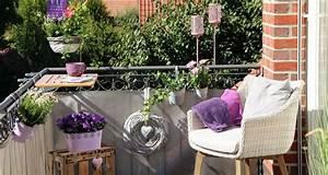 Ideen Zur Balkongestaltung : balkonerlebnis 1000 ideen f r ihren balkon ~ Markanthonyermac.com Haus und Dekorationen