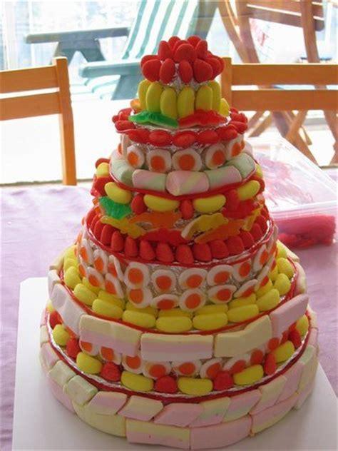 gateau de bonbons d 233 co mariage sophie0812 photos club doctissimo