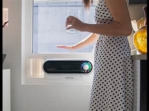 World's Smallest Air Conditioner - Noria Cool Redefined ...