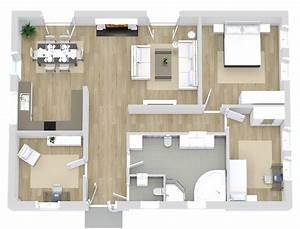 Möbel Zeichnen Programm Kostenlos : wohnung einrichten mit dem 3d wohnungsplaner ~ Markanthonyermac.com Haus und Dekorationen