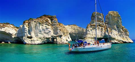 Sailing On Greece by Sailing In Lavrion The Gate To The Cyclades Islands