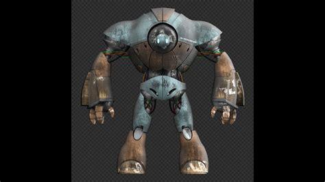 Robot (.blend Dans La Description)
