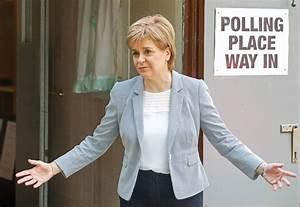 Nicole Sturgeon Announces Plan for Second Referendum | Time