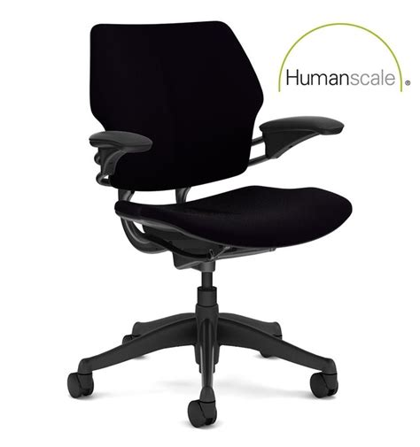 next day delivery humanscale freedom task chair black