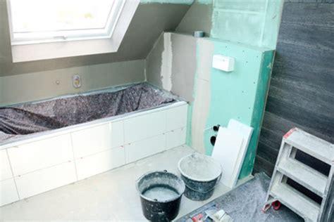 Das Badezimmer Unterm Dach