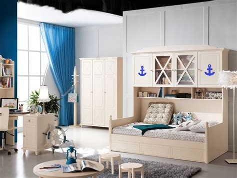 Home Decor Trends 2017 Nautical Kids Room  House Interior