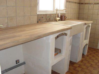 realisation d une cuisine avant et apres style provencale avec evier en marbre de carrelage