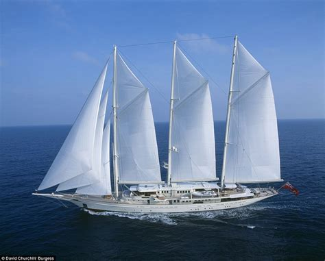 Big Sailboat Jobs inside the 53m largest sailing yacht in the world daily