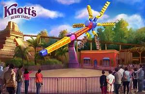 Knott's Berry Farm announces new Sol Spin ride and ...