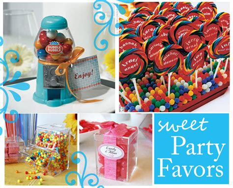 Candy Party Themes  Thoughtfully Simple