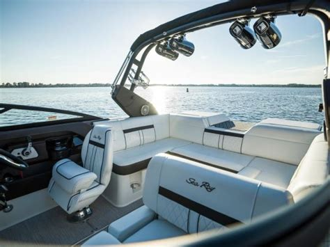 Sea Ray Surf Boat by Sea Ray Introduces Game Changing Wake Surfing Boat Great