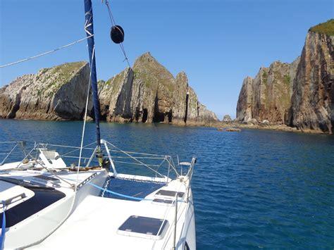 Catamaran Sailing Tuition by Dsc00297 Catamaran Training Multihull Tuition Rya