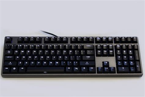 deck hassium pro white led cherry mx brown mechanical keyboard cbl108a whi pa p u g1 apac