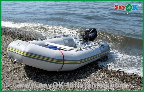 Inflatable Blow Up Boat by Electric Inflatable Boat With Motor River Blow Up Fishing Boat