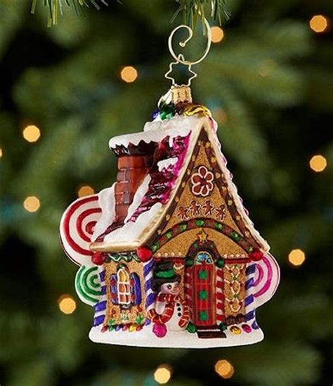 33 best images about christopher radko ornaments on church snowman