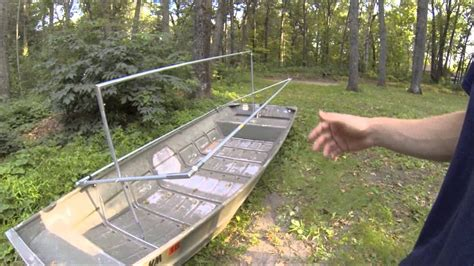 Duck Hunting Boats Made In Ohio by Homemade Duck Blinds For Jon Boats Homemade Ftempo