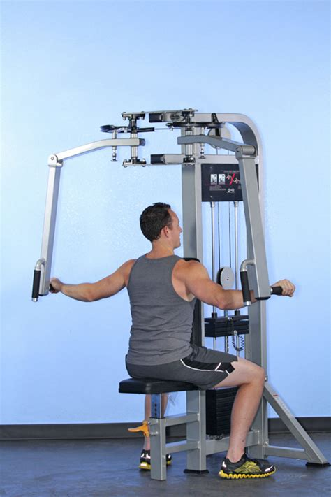pec deck rear delt combo machine d fitness