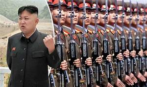 North Korea promises PEACE - if enemies destroy their ...