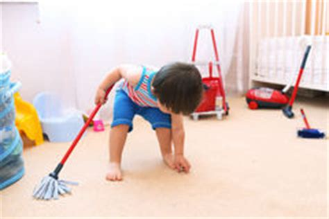 Cleaning Baby Stock Photos, Images, & Pictures (2,785