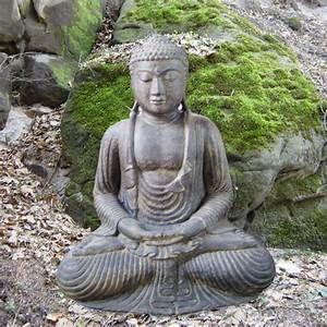 Winterpflanzen Für Den Garten : japanischer buddha f r den garten adarsch ~ Whattoseeinmadrid.com Haus und Dekorationen