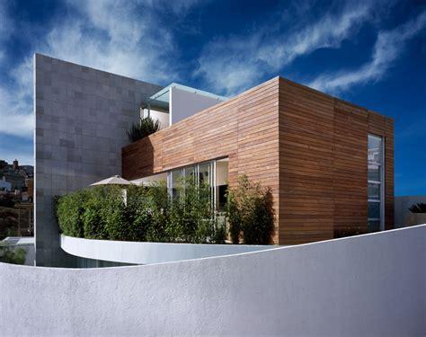 awesome modern architectural exterior home design casa moderna dos pisos tres dormitorios construye hogar