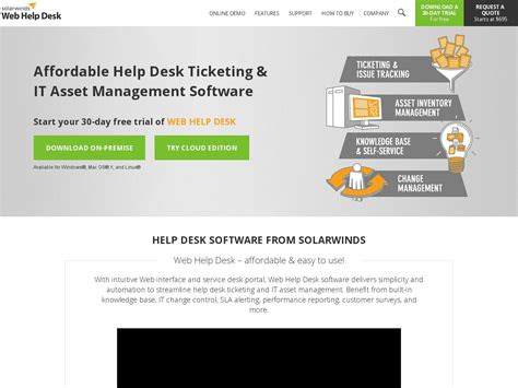 100 solarwinds help desk support perform a bulk to web help desk tickets