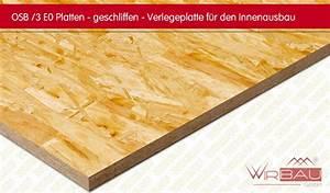 Osb Platten Streichen : feuchtraum osb platten w rmed mmung der w nde malerei ~ Markanthonyermac.com Haus und Dekorationen