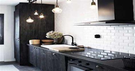 carrelage m 233 tro le style d 233 co chic d un carrelage de cuisine