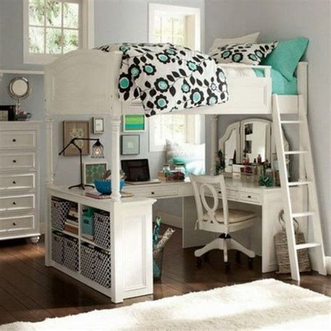 Awesome Loft Beds With Desk For Teens Resized Loft