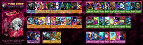 character deck maximillion pegasus by yugicorp on deviantart