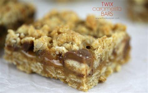 easy dessert twix caramelita bars it s a keeper