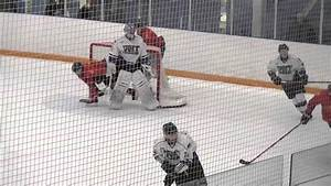 OUA Men's Hockey Playoffs - Queen's vs. UOIT - Game Three ...