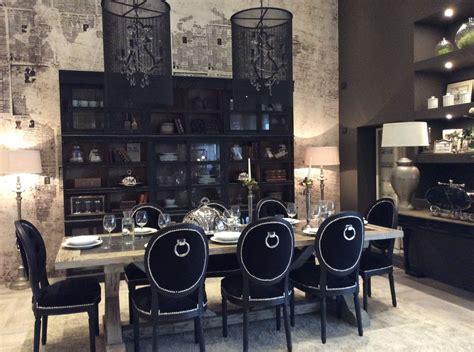 salle a manger baroque moderne