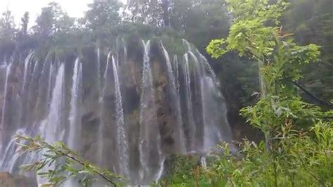 les plus beaux paysages du monde parc naturel de plitvice croatie cascade