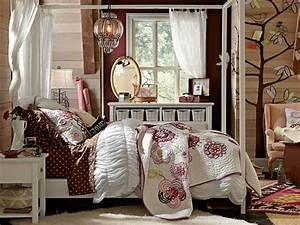 Vintage Zimmer Einrichten : 70 coole bilder von vintage schlafzimmer ~ Markanthonyermac.com Haus und Dekorationen