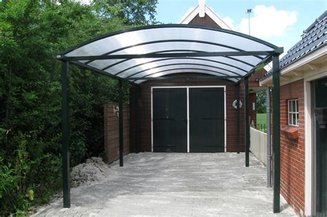 Complete Aluminium Carport Boog Glasdiscount