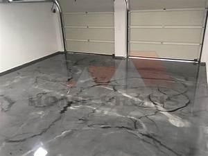 Estrich In Garage Selber Machen : epoxidharz verlaufsbeschichtung mit marmor effekt selber machen blog home profis ~ Markanthonyermac.com Haus und Dekorationen