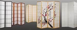 Spanische Wand Raumteiler : paravent raumteiler spanische wand von japanwelt ~ Whattoseeinmadrid.com Haus und Dekorationen