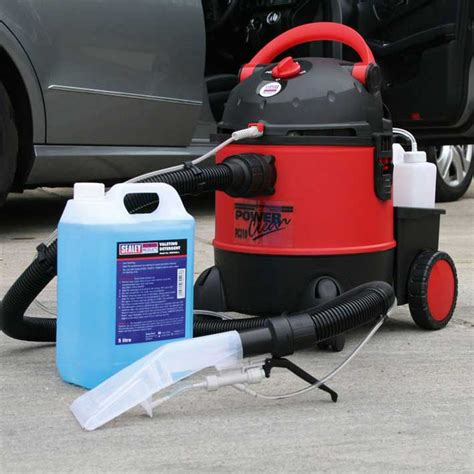 Valet Machine sealey wet dry valet machine with accessories 20ltr