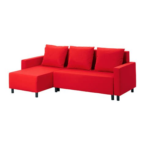 lugnvik sofa bed with chaise gran 229 n ikea