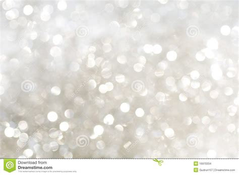 White And Silver Sparkles Stock Photo Image Of Simple
