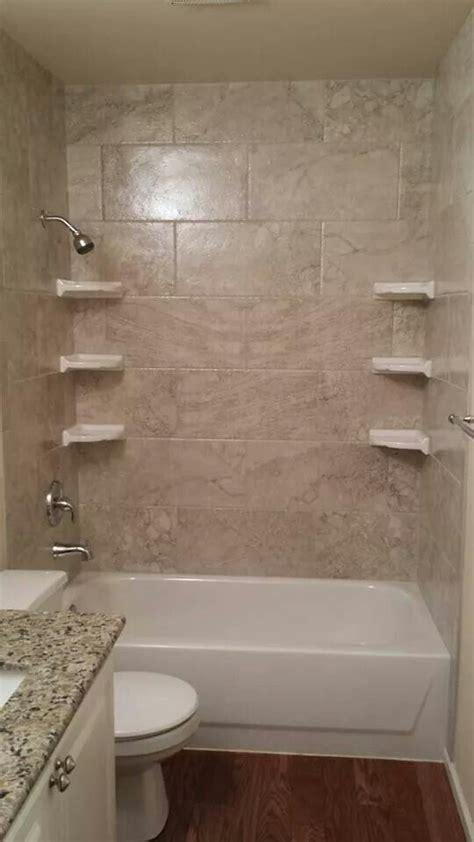Best 25+ Bathtub Tile Surround Ideas On Pinterest